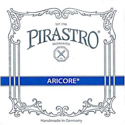 Pirastro Aricore Synthetic Cello String, 4 4 Size, Medium Gauge, C by Pirastro