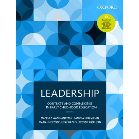 Leadership : Contexts and Complexities in Early Childhood (Development Of Language Skills In Early Childhood)