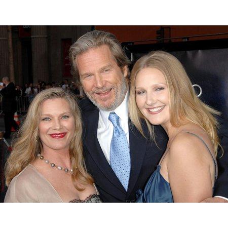 Jeff Bridges Family At Arrivals For Premiere Ironman ...