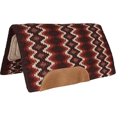 Mustang Mohair Navajo Blanket Wool Bottom Pad