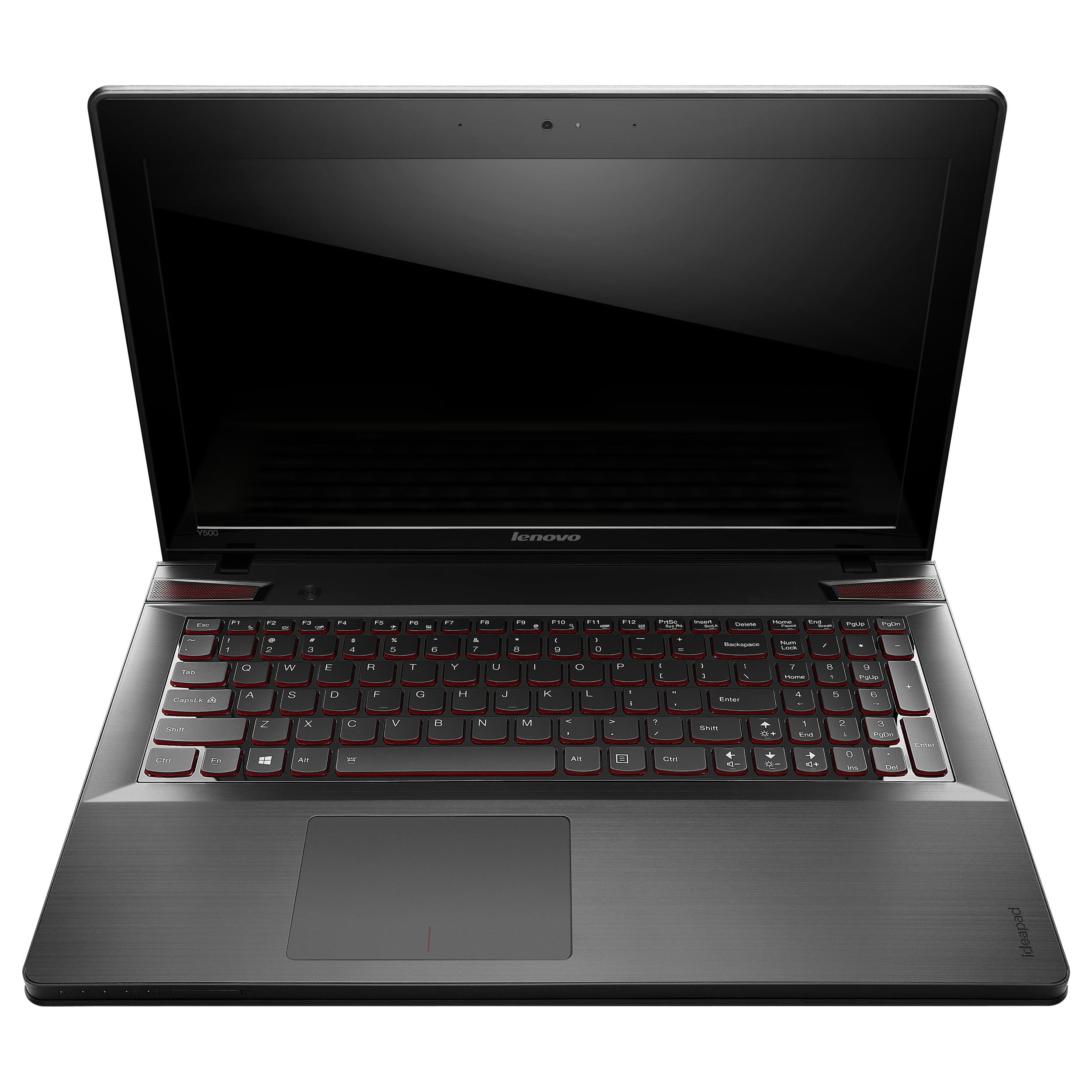 """Lenovo Metal Dusk Black 15.6"""" IdeaPad Y500 Laptop PC with Intel Core i5-3230M Processor and Windows 8 Operating System"""