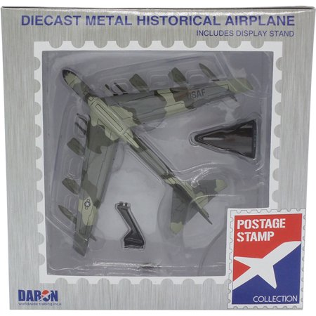 B-52 Stratofortress Postage Stamp Model
