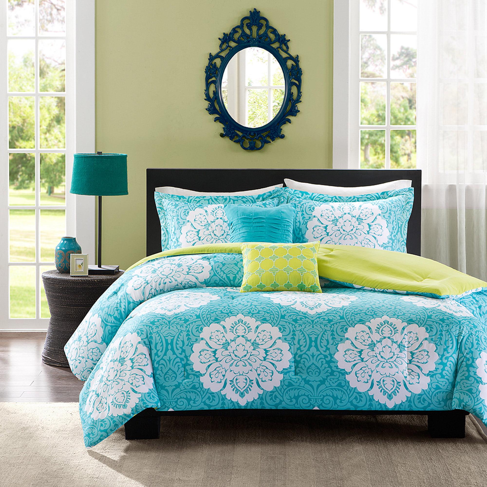 Home Essence Apartment Becca Bedding Comforter Set - Walmart.com