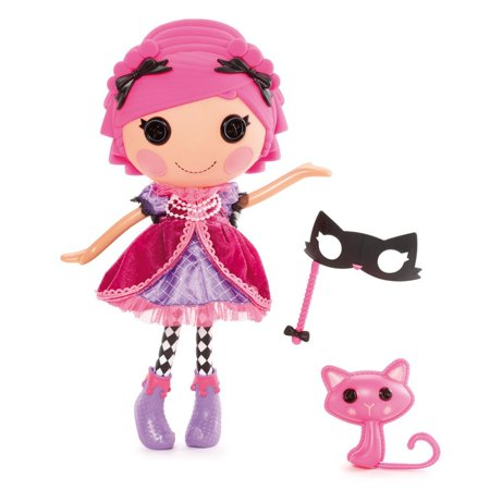 Doll   Confetti Carnival  Confetti Carnivale Was Made From A Masked Ball Gown  She Loves To Throw Fancy Parties And Almost Always Stays Up Past Her    By Lalaloopsy