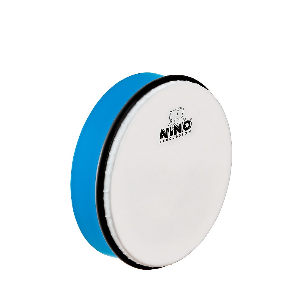 "Nino 8"" ABS Hand Drum Sky Blue 8 in. by Nino"