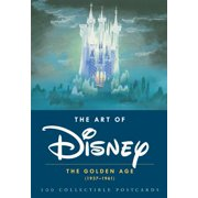 Art of Disney: The Golden Age (1937-1961) (Disney Postcards, Disney Stationery, Disney Movie Collection Box)