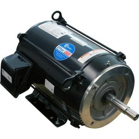 Motor, Century, 15 0hp, 230v/460v, 1-Spd, 3 Phase, EQ Series