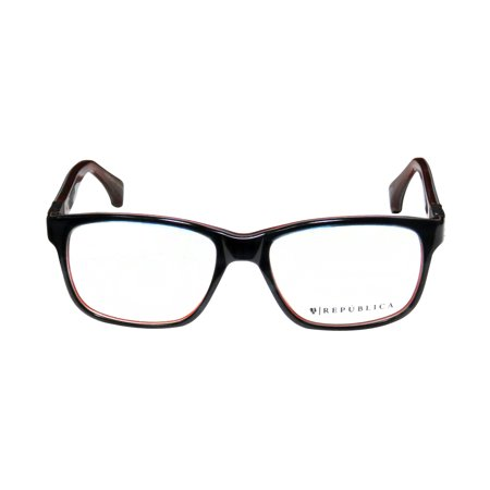 Designer Eyeglass Frames San Francisco : New Republica San Antonio Mens/Womens Designer Full-Rim ...