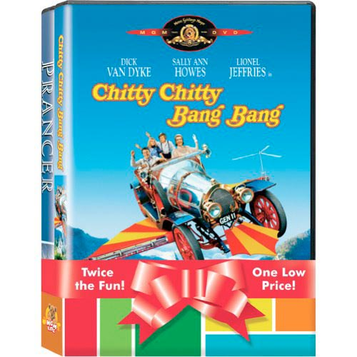 CHITTY/PRANCER 2PK (DVD)