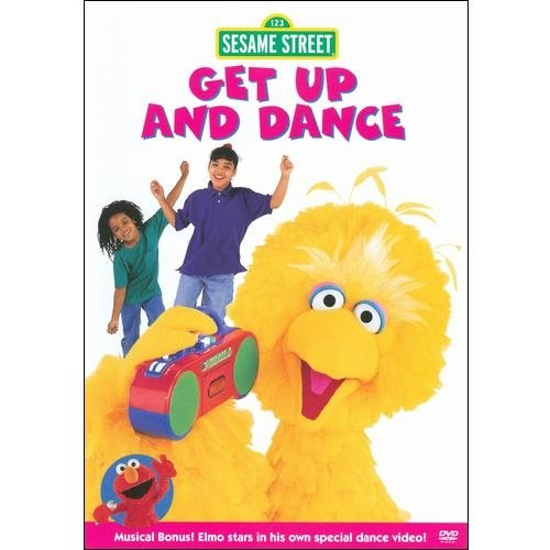 Sesame Street: Get Up And Dance (Full Frame)