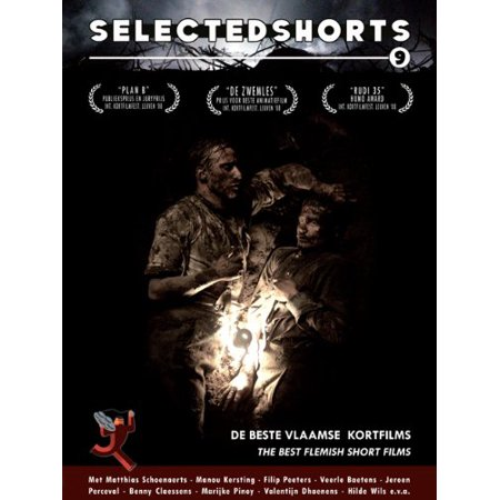 Selected Shorts #9 - The Best Flemish Short Films ( Plan B / Tunnelrat / Above All Things / Samaritan / Nan / We Are So Happy / Rudi 35 / Passages / [ NON-USA FORMAT, PAL, Reg.0 Import - Netherlands (Best Prepaid Plans Usa)