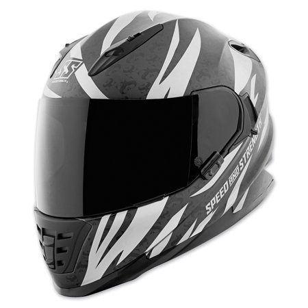 239cf3d1 Speed and Strength Unisex Adult SS1600 Straight Savage Full Face Helmet -  Walmart.com