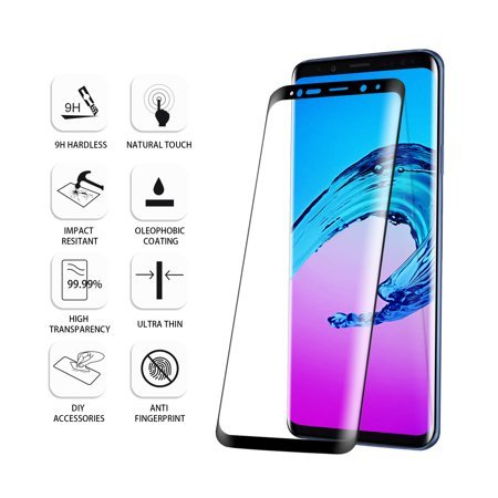 9H Tempered Glass Galaxy S9 Plus Screen Protector #1