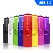 32GB Type-C Flash Drive Swivel Bulk Thumb Drives Jump Drive Zip Drive Memory Stick Android Phone PC USB Flash Drives