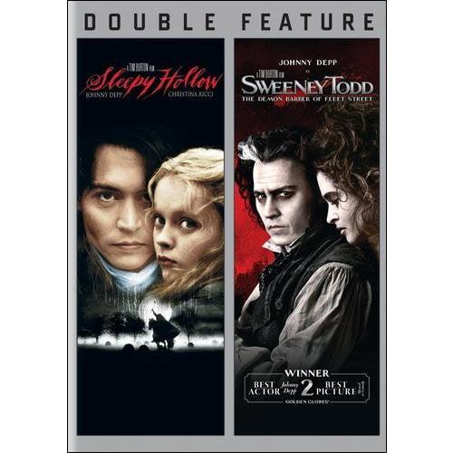 Sleepy Hollow / Sweeney Todd: The Demon Barber Of Fleet Street (Widescreen)