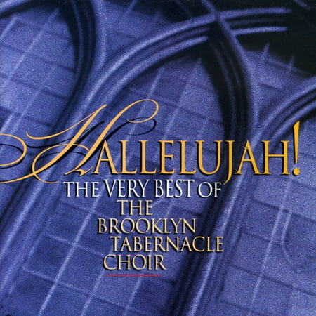 Hallelujah!: The Very Best Of The Brooklyn Tabernacle Choir (CD)