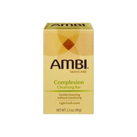 Ambi Soap Complexion Cleansing Bar Bath Complexion Discs