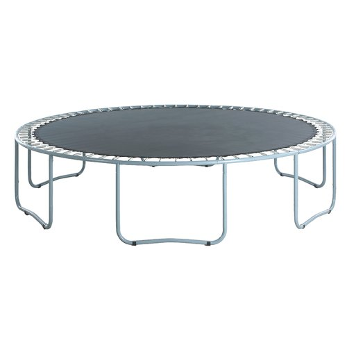 Upper Bounce Jumping Surface For Trampoline