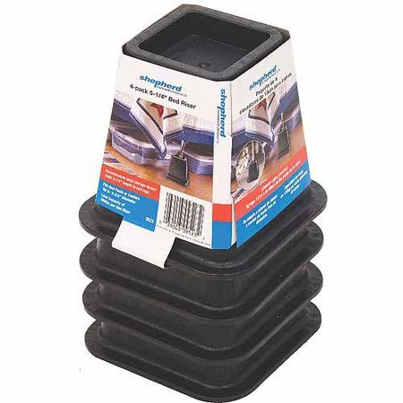 Shepherd 9523 Bed Risers 4 Count