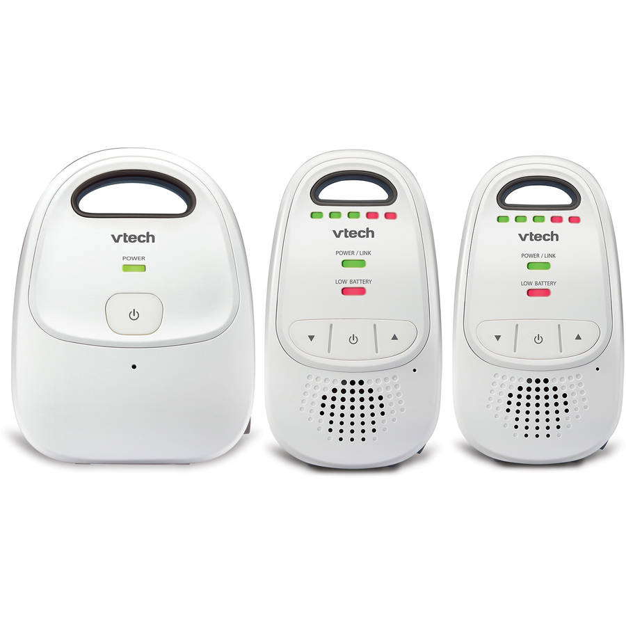Vtech DM112-2 Safe & Sound Digital Audio Baby Monitor