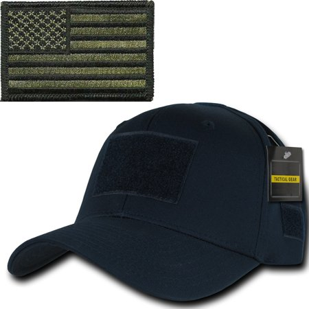 Ultimate Arms Gear Tactical Military Navy Blue Hat Cap Ballcap Headwear  Adjustable Hook   Loop with d3cc0c89fad