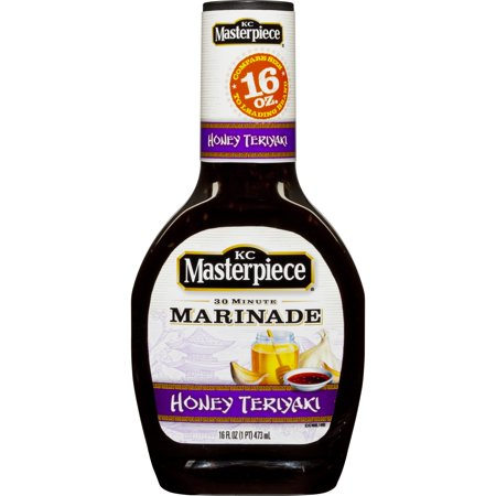 honey teriyaki marinade