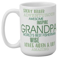 green personalized coffee mugs walmart com