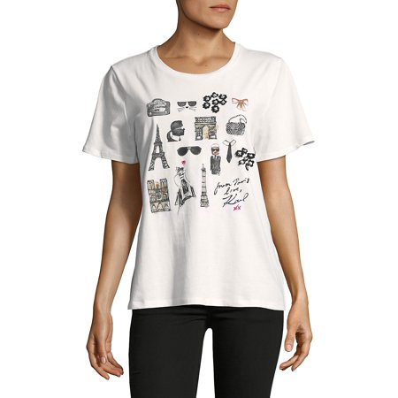 Anniversary Graphic Tee (Karl Lagerfeld Online Shop)