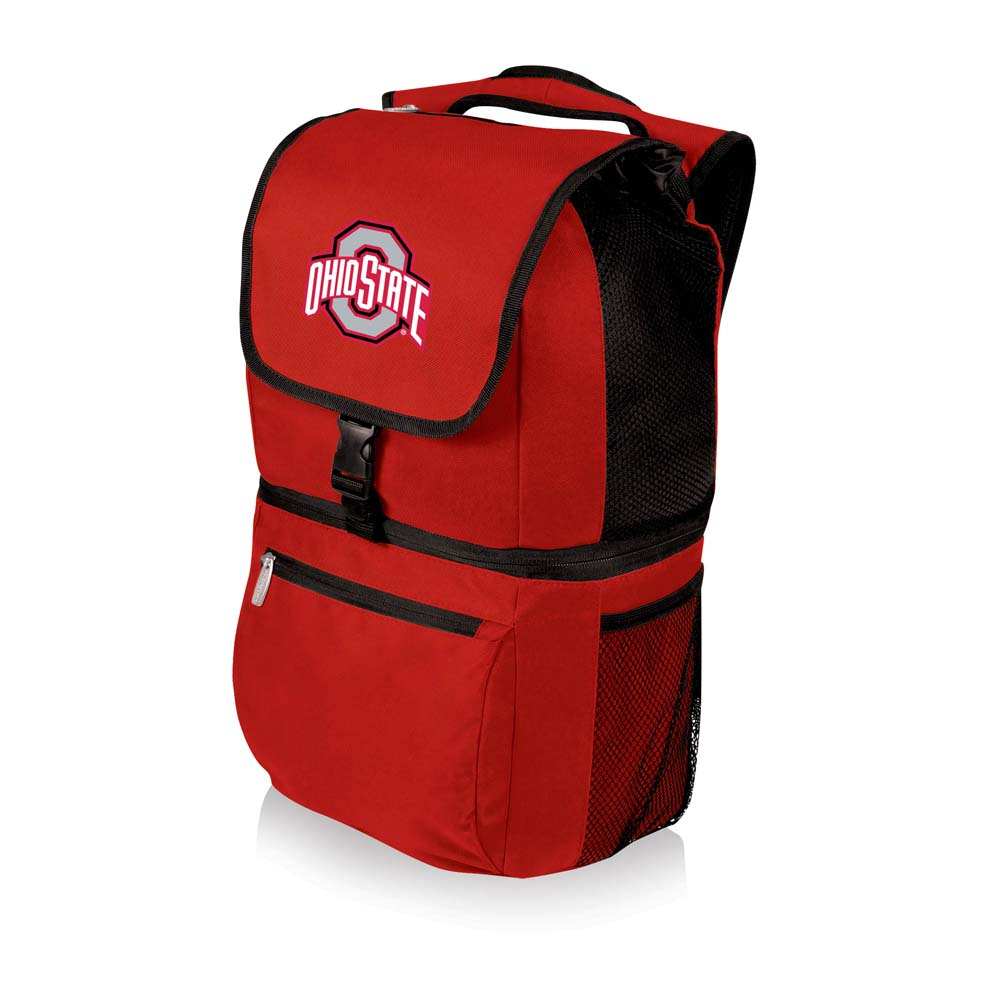 Ohio State Zuma Cooler Backpack (Red)