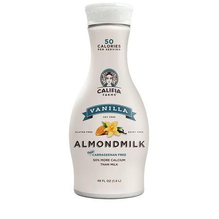 Califia Farms Vanilla Pure Almond Milk - 48 fl oz