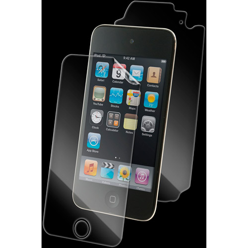 Zagg invisibleSHIELD for the Apple iPod touch 4th Generation, Full Body