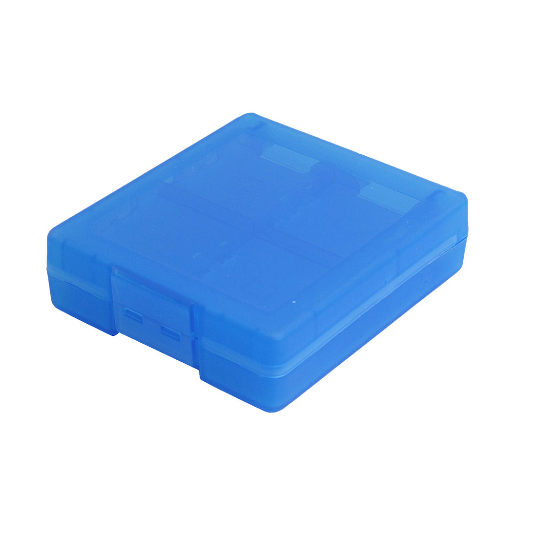 Image of Unique Bargains Blue Plastic Portable Game Card Case Holder for Nintendo DS