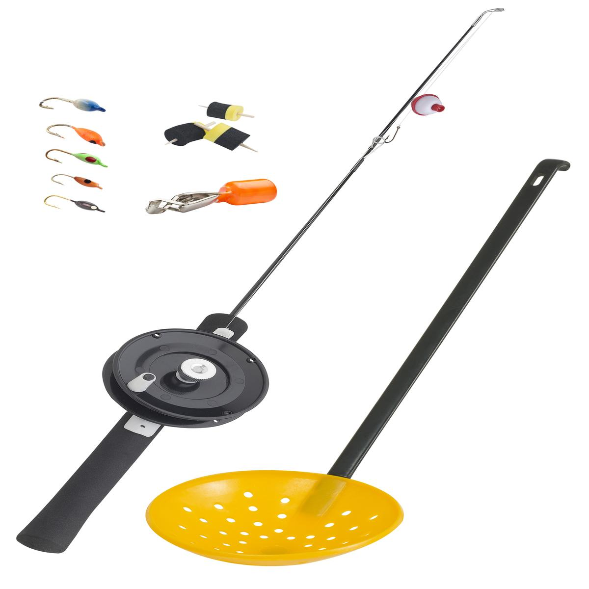 Celsius Complete Ice Fishing Kit by Generic