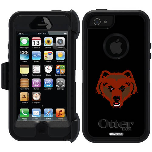 iPhone 5SE/5s/5 OtterBox Defender Series University Case (A-J)