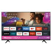 Hisense 43 Inch VIDAA A6 Series Ultra HD Smart TV