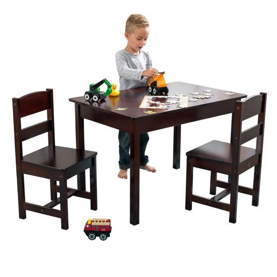 Kidkraft Rectangle Table And Chairs Set | Modern Coffee Tables and ...