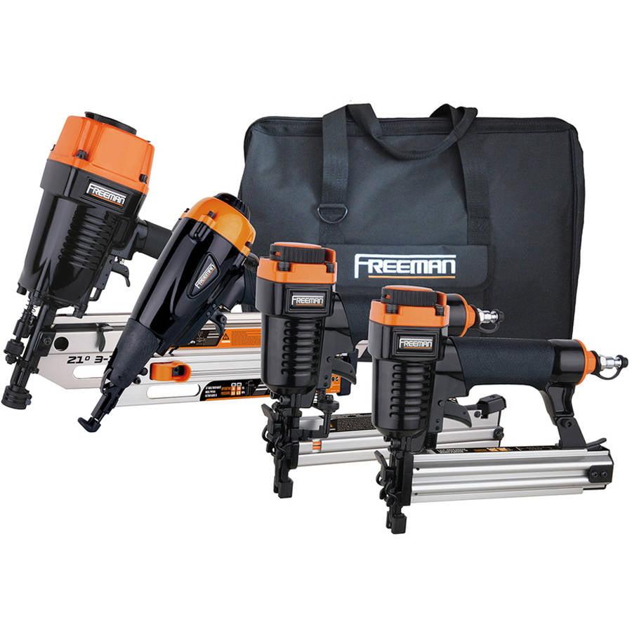 Freeman Tools Kit in Bag, 4pc
