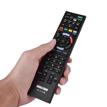 Yosoo Remote Control For Sony,Universal Smart LED LCD TV Replacement Remote Control Controller RM-YD103 For Sony,Remote Controller For Sony Smart TV, - image 5 of 9