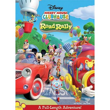 Mickey Mouse Clubhouse  Road Rally  Widescreen