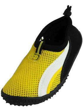 Starbay - Womens Athletic Water Shoes Aqua Sock Black / 10 B(M) US