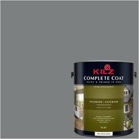 Chipped Granite, KILZ COMPLETE COAT Interior/Exterior Paint & Primer in One, #RL230
