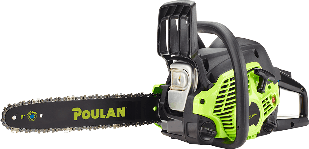 Poulan 14-inch 33cc Two -Cycle Gas Engine Chain Saw by Husqvarna
