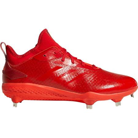 ca92cbc8c95 adidas Men s adiZERO Afterburner V Dipped Metal Baseball Cleats -  Walmart.com