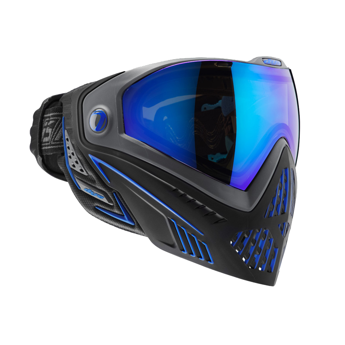 Dye i5 Paintball Goggles w/ Thermal Lens - Storm