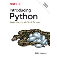 Introducing Python : Modern Computing in Simple Packages (Edition 2) (Paperback)