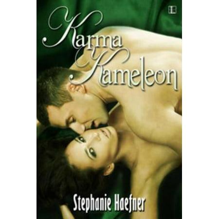 Kameleon Swirl (Karma Kameleon - eBook )