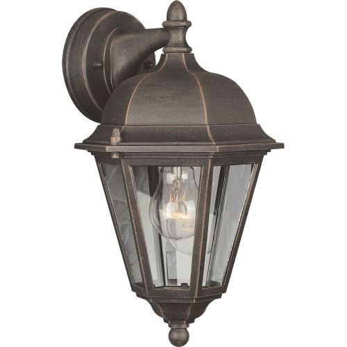 Forte Lighting 1761-01 1 Light Outdoor Wall Sconce