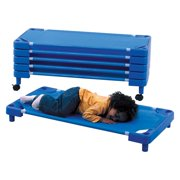 Children's Factory Rest Time Toddler Cot