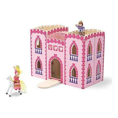 Fold & Go Play Set - Princess Castle