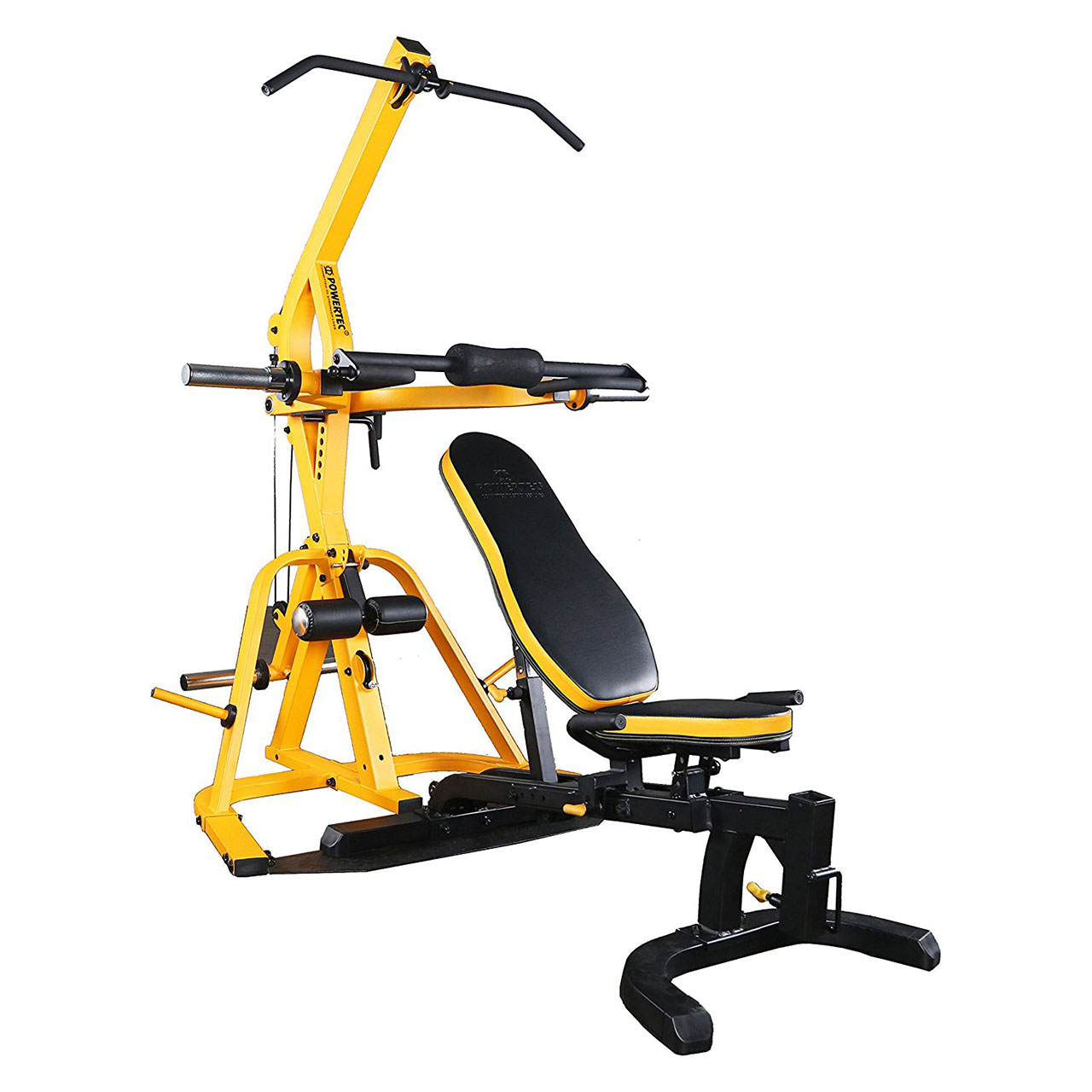 Powertec Workbench Levergym Yellow by Powertec